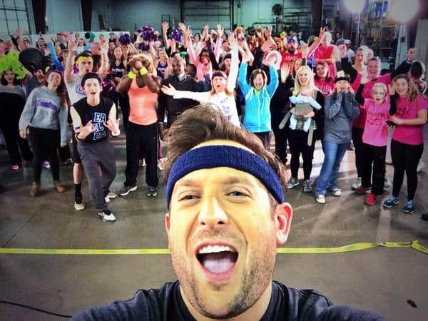 Most People Doing Lunges: A WGN Morning News World Record?
