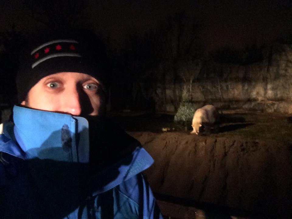 Brookfield Zoo Holiday Magic 2014