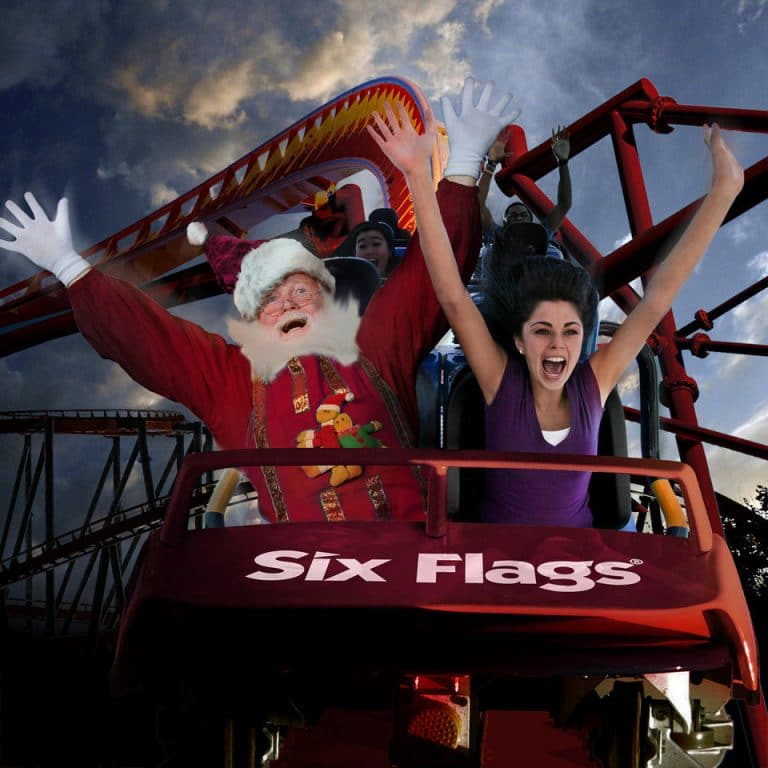 "Six Flags Great Adventure to launch ""Holiday In The Park"" this winter"