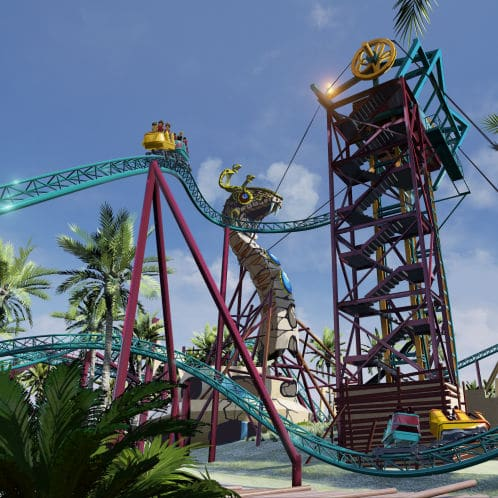 Cobra's Curse family spin roller coaster coming to Busch Gardens Tampa in 2016
