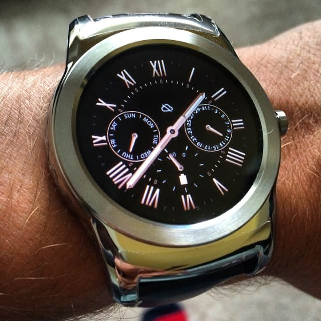 The LG Watch Urbane smartwatch: Review coming soon