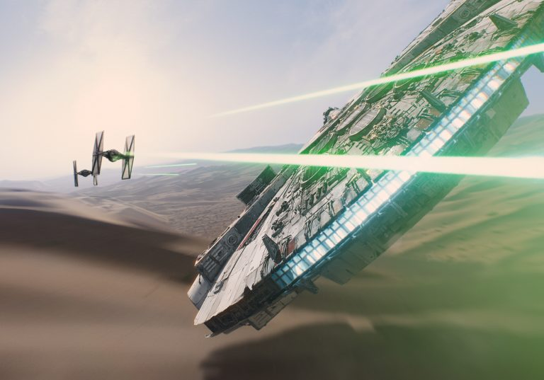 Star Wars: The Force Awakens Review – $10/10