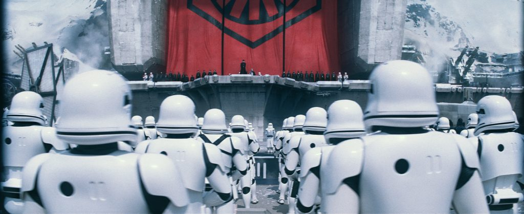 Star Wars: The Force Awakens Review - The First Order