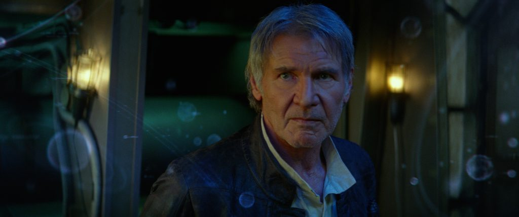 Star Wars: The Force Awakens Review - Harrison Ford as Han Solo