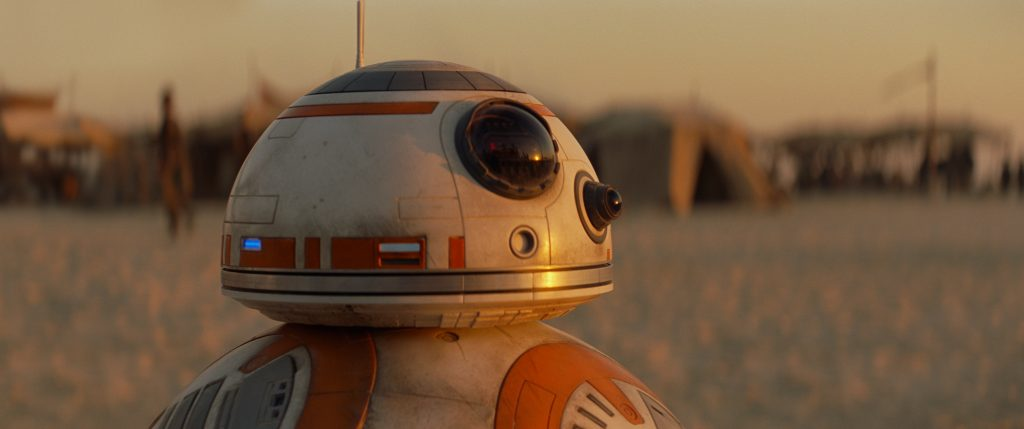 Star Wars: The Force Awakens Review - BB-8