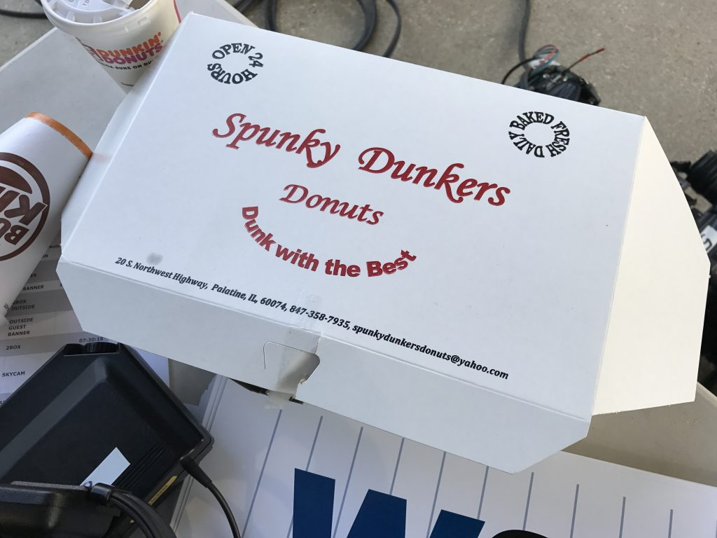 Spunky Dunkers....the BEST name in donuts!