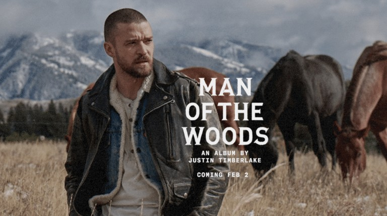 Justin Timberlake releases trailer for new album Man of the Woods