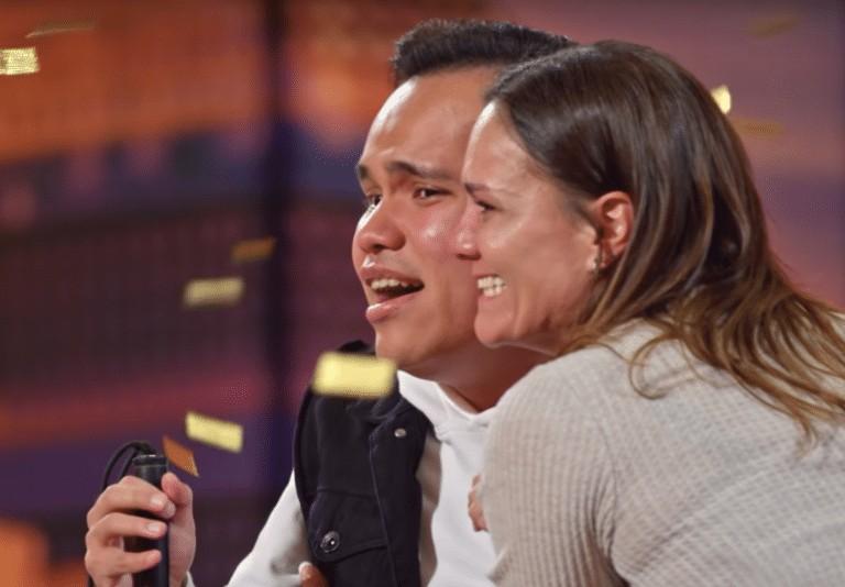 Blind, autistic singer Kodi Lee gets golden buzzer on America's Got Talent