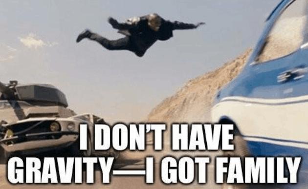 Vin Diesel Family memes take over the internet
